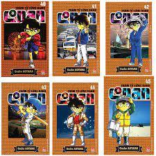 Tải truyện tranh - Thám tử lừng danh Conan Ebook (.MOBI) | Trang công nghệ  tổng hợp