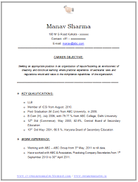 Resumes With Multiple Positions Same Company Resume Template
