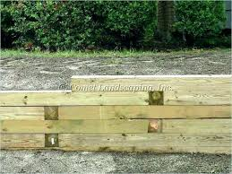 retaining wall railroad ties retaining wall cost to install boulder layout railroad ties timber per metre retaining wall railroad ties
