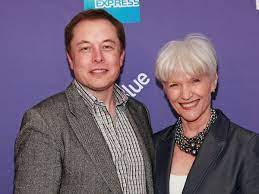 Elon Musk's Fabulous Mother Maye, 70, Has Some Life Advice For Us, And,  Arguably, Also For Him