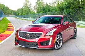 Cadillac Cts V Test Drive And Review Ny Daily News
