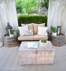 Furniture fortable Patio Decoration Vintage Pallet Table With