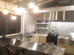 Make Stainless Steel Countertop Stainless Steel Countertop Stainless Steel Countertop Kitchen