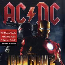 <b>AC</b>/<b>DC</b> - <b>Iron Man</b> 2 (2010, 180 Gram, Vinyl) | Discogs