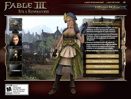 makeup villager creator fable 3