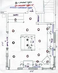 kitchen lighting layout. Kitchen Lighting Design Layout Best 25 Recessed Ideas On Pinterest Creative A