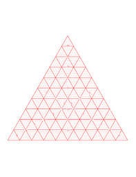 15 Ternary Graph Papers Triangular Graph Paper Digital Graph Paper Pdf