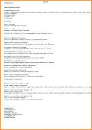 Sample Hospitalmacist Resume Objective Experiencedmacy Technician