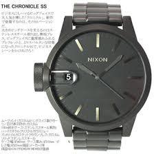 asr rakuten global market nixon nixon watches mens ss chronicle product product