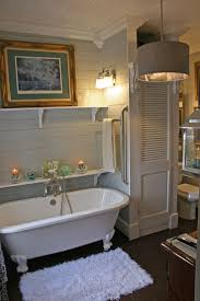 good clawfoot tub small bathroom in tiny remodel design ideas bathroom with post exciting clawfoot