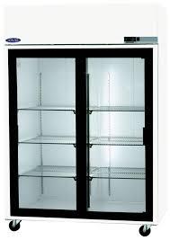 nor lake scientific nor lake scientific sliding glass door refrigerators