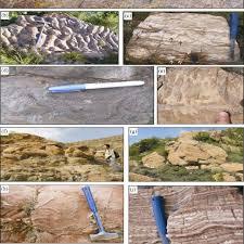 herringbone cross bedding wenshan fm