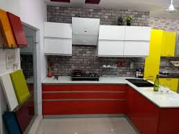 Godrej Modular Kitchen Designs Godrej Interio Kitchens And Security Solutions Arera Colony