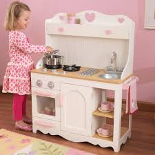 Childrens Wooden Kitchen Furniture Prairie Wooden Play Kitchen Ka Z Assoklara Iassin Oyuncaklar