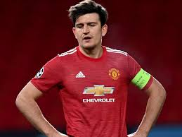 Harry Maguire reacts to Man Utd v PSG on 2 December 2020