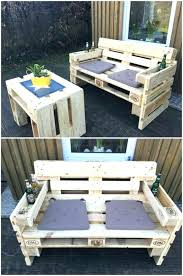 outside furniture made from pallets. Furniture Made Out Of Wooden Pallets Patio Outside From