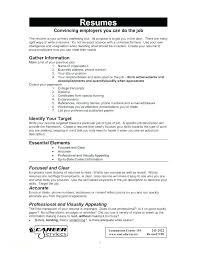 Writing A Great Resume Making A Good Resume Writing A Good Resume Fascinating Writing A Good Resume