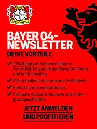 The match is a part of the bundesliga. Bayer 04 Leverkusen Fussball Gmbh Bayer04 De
