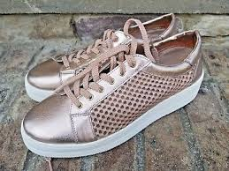 Steven By Steve Madden Womens Nyssa Lace Up Sneaker Shoes