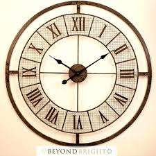 dining table 36 inch wall clock endearing 36 inch wall clock 17 big kit home