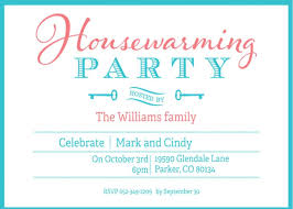 004 Template Ideas Housewarming Party Invitations Templates
