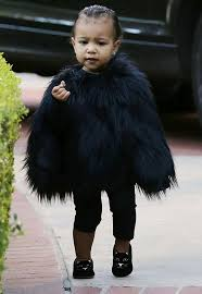 north west sporting another fur forward look