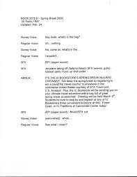 ryan tucker creative communications copywriting editing resume 30 radio script
