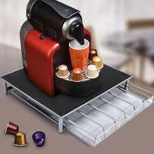 Kapsül kahve Pod tutucu raf depolama çekmece paslanmaz çelik kahve sahibi  depolama raf raflar için – online alışveriş sitesi Joom'da ucuza alışveriş  yapın