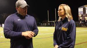 TCNJ Football: Head Coach Casey Goff - YouTube