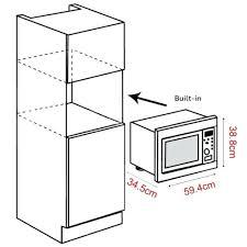 standard microwave size. Standard Microwave Size Dimensions Cm . 0
