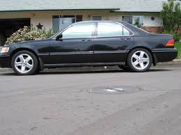 2002 TL type-S wheels on the RL FTW - The Acura Legend & Acura RL ...