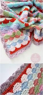 Easy Crochet Blanket Patterns