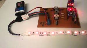 Sound To Light Controller Sound To Light Using Rgb Led Strip Youtube