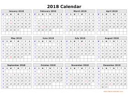 Free Printable Photo Calendar 2018 Mult Igry Com