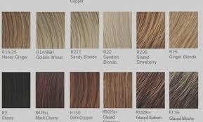 Wella Demi Permanent Hair Colour Chart