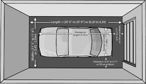 Amazing Standard Single Garage Door Car Size 10 X 7 With Windows 8