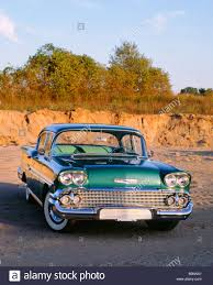1958 Chevrolet Biscayne Stock Photo, Royalty Free Image: 17688553 ...