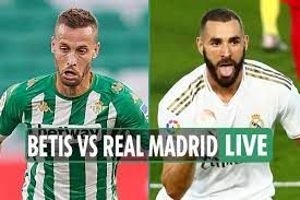 Real Betis vs Real Madrid LIVE REACTION: Ramos nets late from the spot to  hand Los Blancos crucial three points