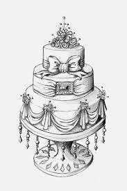 Birthday Cake Drawing Pic Birthdaycakeforboycf