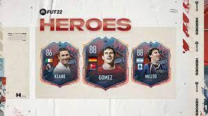 FIFA 22: FUT Heroes – EA bietet Fans spannende Alternative zu Icons