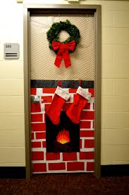 Dorm door Christmas decorations. @Mackensie Wittmer Weilnau you and Erin  should do this | dorm! | Pinterest | Dorm door, Dorm and Doors