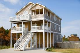 Carolina Designs Realty Reviews Carolina Daydream 7 Bedroom Sound Side Home In Salvo Obx Nc