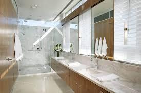 luxury modern master bathrooms. Bathroom: Luxury Modern Master Bathroom Design With Wooden Furniture - Ideas For Bathrooms