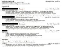 Sample Chemical Engineering Resume New Entry Level Engineer Resume