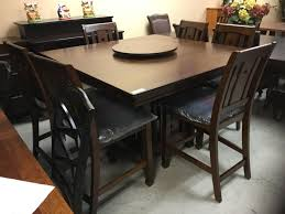 dining table with lazy susan tables for in sacramento ca