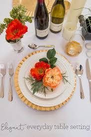 Italian Table Setting Tips For An Elegant Everyday Table Setting Freckled Italian