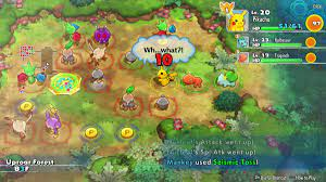 Pokémon Mystery Dungeon: Rescue Team DX review: better without humans -  Polygon