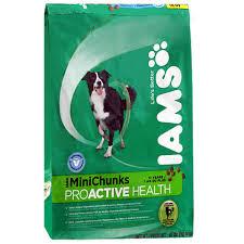 Iams Proactive Health Minichunks Adult Dry Dog Food 30 Lb