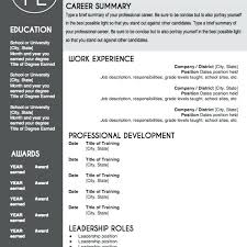Microsoft Resume Templates Best Check Box Resume Template Modern Microsoft Word Templates Ms