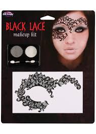 black lace tattoo makeup kit